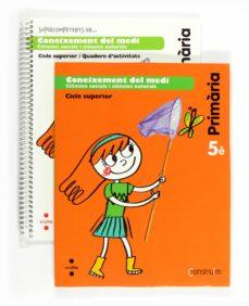 Asdmolveno.it Pack Coneixement Del Medi. Construïm 5º Educacion Primaria Ed 2014 Image