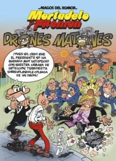 mh nº 185: los drones matones-francisco ibañez talavera-9788466661294
