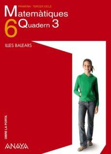 Viamistica.es Matemàtiques 6. Quadern 3.illes Balears Catalán Image