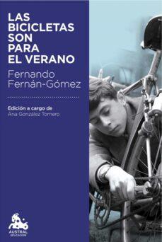 Descargar gratis ebook portugues LAS BICICLETAS SON PARA EL VERANO de FERNANDO FERNAN-GOMEZ