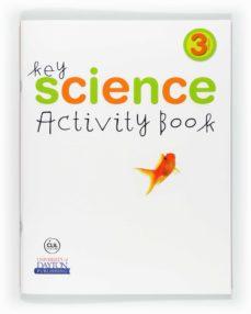 Geekmag.es Activity Book Key Science3º Ep. Image