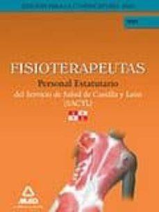 Ironbikepuglia.it Fisioterapeutas Del Servicio De Salud De Castilla Y Leon (Sacyl) : Test. Personal Estatutario Image
