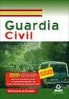 Chapultepecuno.mx Guardia Civil. Simulacros De Examen Image
