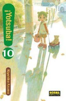 ¡yotsuba! (vol.10)-kiyohiko azuma-9788467904994