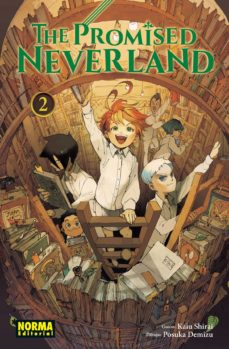 the promised neverland 2-kaiu shirai-posuka demizu-9788467930894