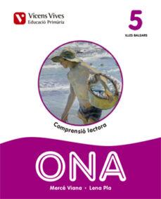 Chapultepecuno.mx Ona 5. Comprensió Lectora. Illes Balears 5º Educacion Primaria Catala Image
