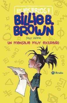 Colorroad.es Los Misterios De Billie B. Brown, 2: Los Mensajes Secretos Image