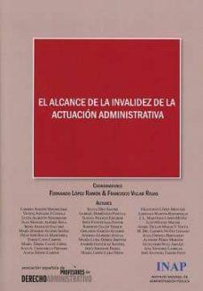 Inmaswan.es El Alcance De La Invalidez De La Actuación Administrativa Image