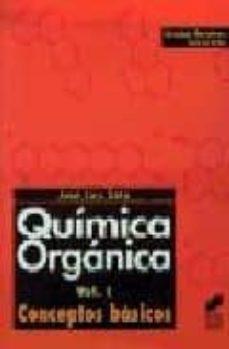 quimica organica i-jose luis soto camara-9788477383994