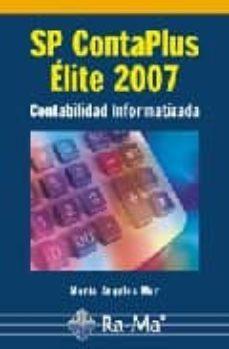 Geekmag.es Sp Contaplus Elite 2007 : Contabilidad Informatizada Image