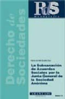 Valentifaineros20015.es La Subsanacion De Acuerdos Sociales Por La Junta General De La So Ciedad Anonima Image