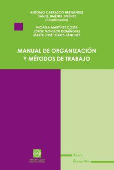 Relaismarechiaro.it Manual De Organizacion Y Metodos De Trabajo. Image