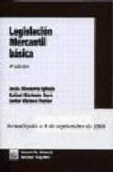 Vinisenzatrucco.it Legislacion Mercantil Basica (4ª Ed.) Image