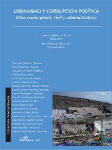 urbanismo y corrupción política (ebook)-lorenzo morillas cueva-jose maria suarez lopez-9788490314494