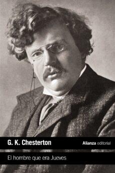 el hombre que era jueves (2ª ed.)-g.k. chesterton-9788491047094