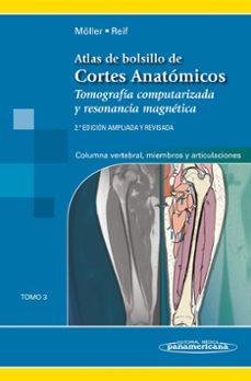 Descarga gratuita de libros electrónicos en formato pdf ATLAS CORTES ANATÓMICOS, 2ª ED T3