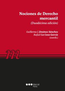 Descargar NOCIONES DE DERECHO MERCANTIL gratis pdf - leer online
