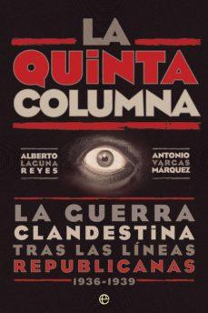 la quinta columna (ebook)-alberto laguna reyes-antonio vargas márquez-9788491645894