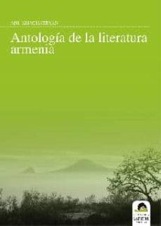 antologia de la literatura armenia-ani khachatryan-9788492619894