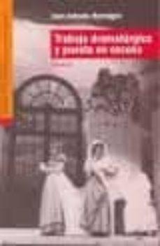 trabajo dramaturgico y puesta en escena (2 vols.)-9788495576194