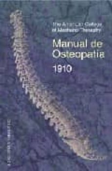 Inglés gratis ebooks descargar pdf MANUAL DE OSTEOPATIA 1910 9788497770194 (Spanish Edition)