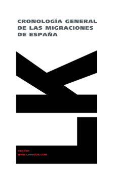 Inmaswan.es Cronologia General De Las Migraciones De España Image