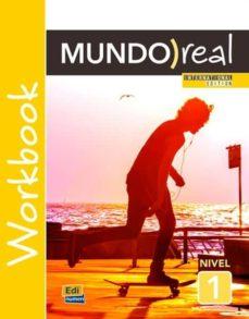 Javiercoterillo.es Mundo Real Level 1 Workbook International Edition Image
