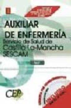 Javiercoterillo.es Test Oposiciones Auxiliar De Enfermeria Servicio De Salud De Cast Illa-la Mancha (Sescam) Image