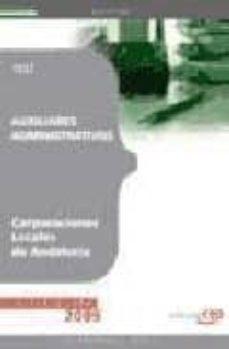Permacultivo.es Auxiliares Administrativos Corporaciones Locales Andalucia. Test Oposiciones Image