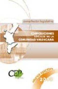 Carreracentenariometro.es Compilacion Legislativa. Corporaciones Locales De La Comunidad Valenciana. Oposiciones Image
