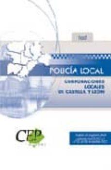 Javiercoterillo.es Test Oposiciones Policia Local Corporaciones Locales De Castilla Y Leon Image