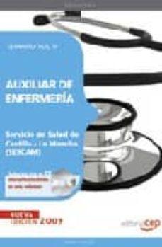 Valentifaineros20015.es Auxiliar De Enfermeria Servicio De Salud De Castilla-la Mancha (Sescam). Temario Vol. Ii. Image