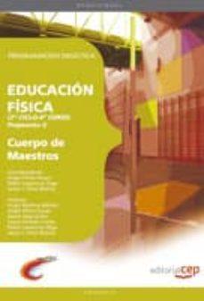 Permacultivo.es Cuerpo De Maestros. Educacion Fisica. (2º Ciclo-4º Curso. Propues Image