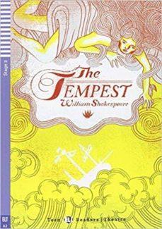 Descarga un libro a tu computadora THE TEMPEST + CD