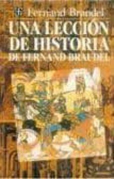Permacultivo.es Una Leccion De Historia De Fernand Braudel Image