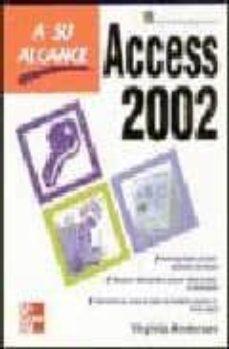 Inmaswan.es Access 2002 Image