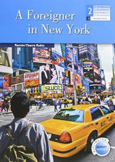 Descargar libros de ingles mp3 A FOREIGNER IN NEW YORK 9789963511594 de