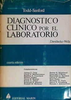 DIAGNÓSTICO CLÍNICO POR EL LABORATORIO - TODD SANFORD | Triangledh.org