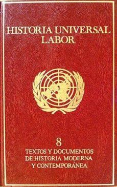 Bressoamisuradi.it Historia Universal Labor. Volúmen 8 Image