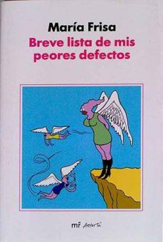 Permacultivo.es Breve Lista De Mis Peores Defectos Image