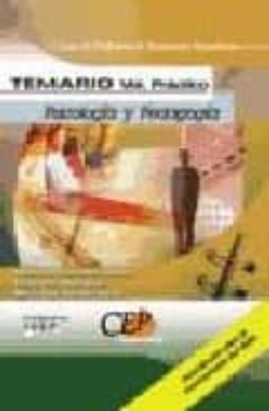 CUERPO DE PROFESORES DE ENSEÑANZA SECUNDARIA: PSICOLOGIA Y PEDAGO GIA: TEMARIO (VOL. PRACTICO)