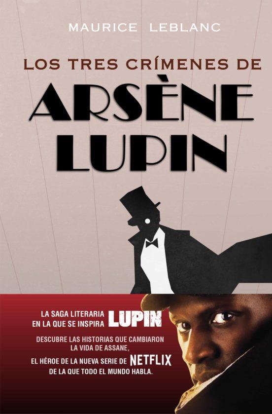 LOS TRES CRÍMENES DE ARSÈNE LUPIN EBOOK   MAURICE LEBLANC