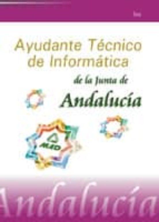 AYUDANTE TECNICO DE INFORMATICA DE LA JUNTA DE ANDALUCIA: TEST