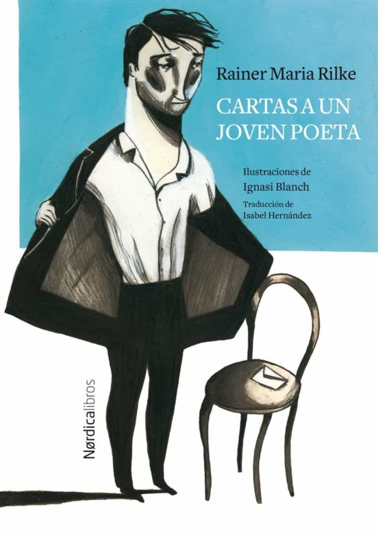 Cartas a un joven poeta, de Rainer Maria Rilke