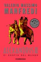 alexandros iii: el confin del mundo-valerio massimo manfredi-9788497594394