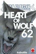 bleach nº 62: heart of wolf-tite kubo-9788415830504