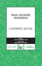 contrato social-jean-jacques rousseau-9788467023794