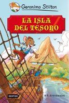 geronimo stilton: la isla del tesoro-geronimo stilton-9788408085614