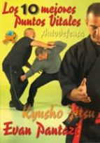 los 10 mejores puntos vitales: kyusho jitsu-evan pantazi-9788492484584
