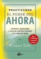 practicando el poder del ahora: enseñanzas, meditaciones y ejerci cios esenciales extraidos de el poder del ahora-eckhart tolle-9788484452744